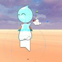 Controlando avatar usando Unity