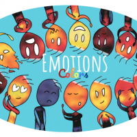 Emotions... prefrontal cortex, one of the regions involved in emotional processing